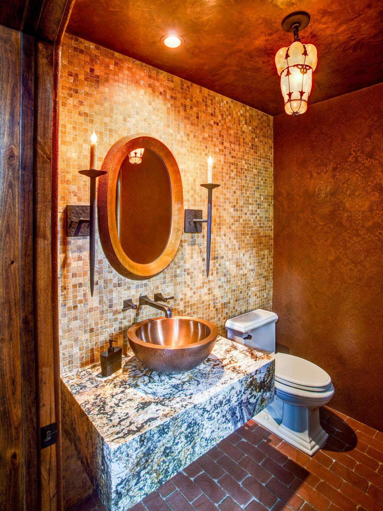 Tuscan Bathroom Design Ideas Hgtv Pictures Amp Tips Hgtv