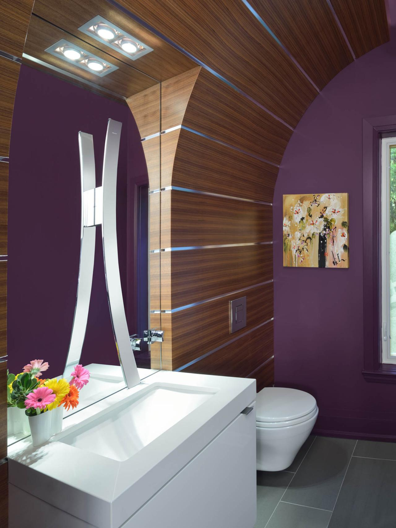 Corner bathtub design ideas pictures tips from hgtv hgtv - Bathroom design colors ...