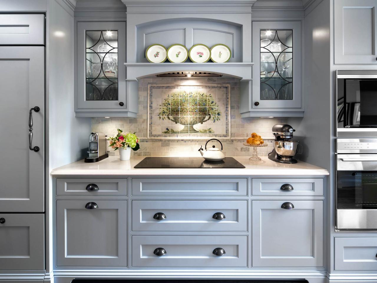 Cottage kitchen lighting - English Cottage Charm