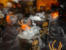 Smokin' Skulls Shot