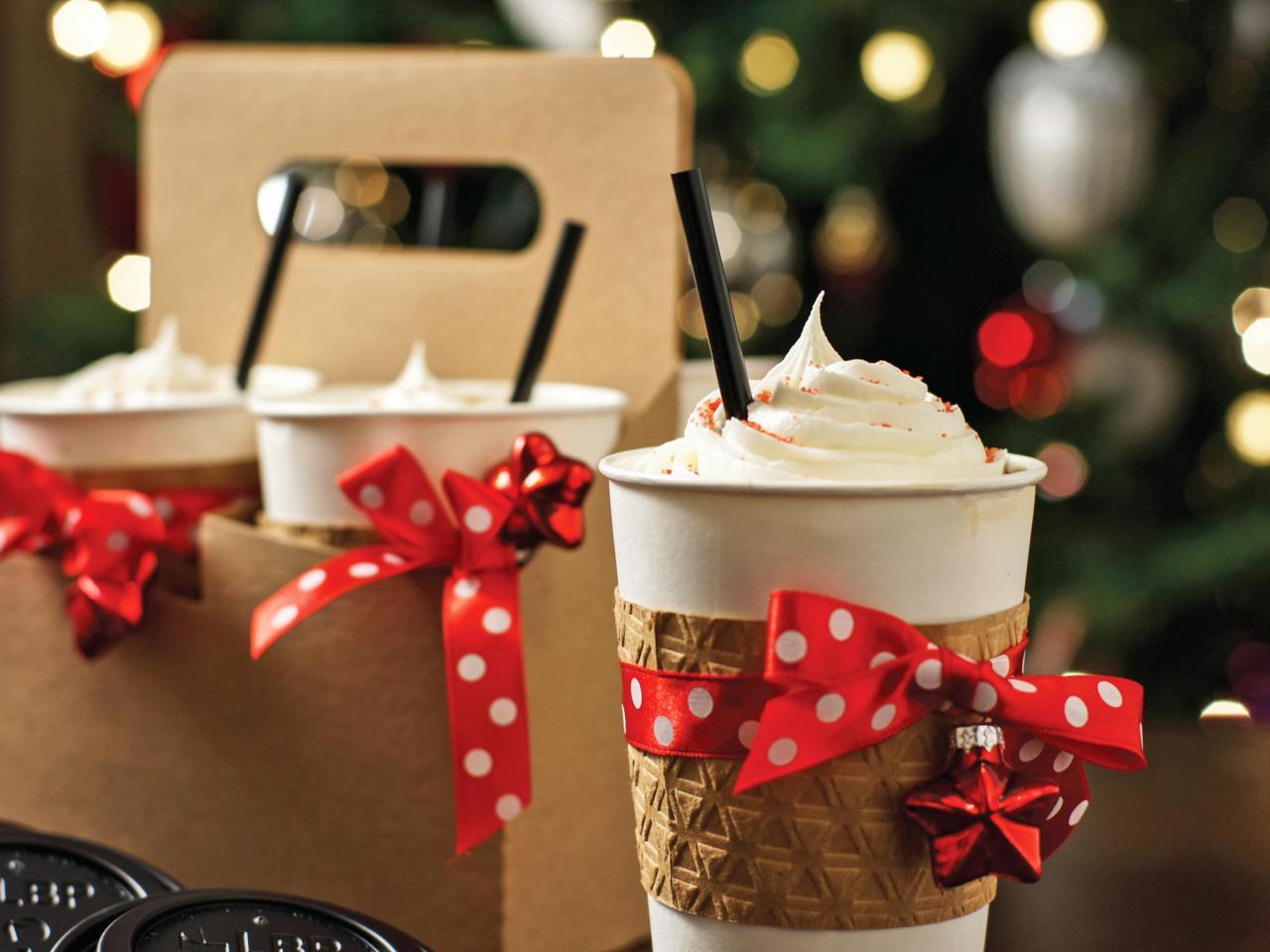 Holiday Food Gift Coffee Cupcakes Recipe Hgtv