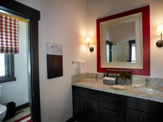 HGTV Dream Home 2014 Kid's Bathroom