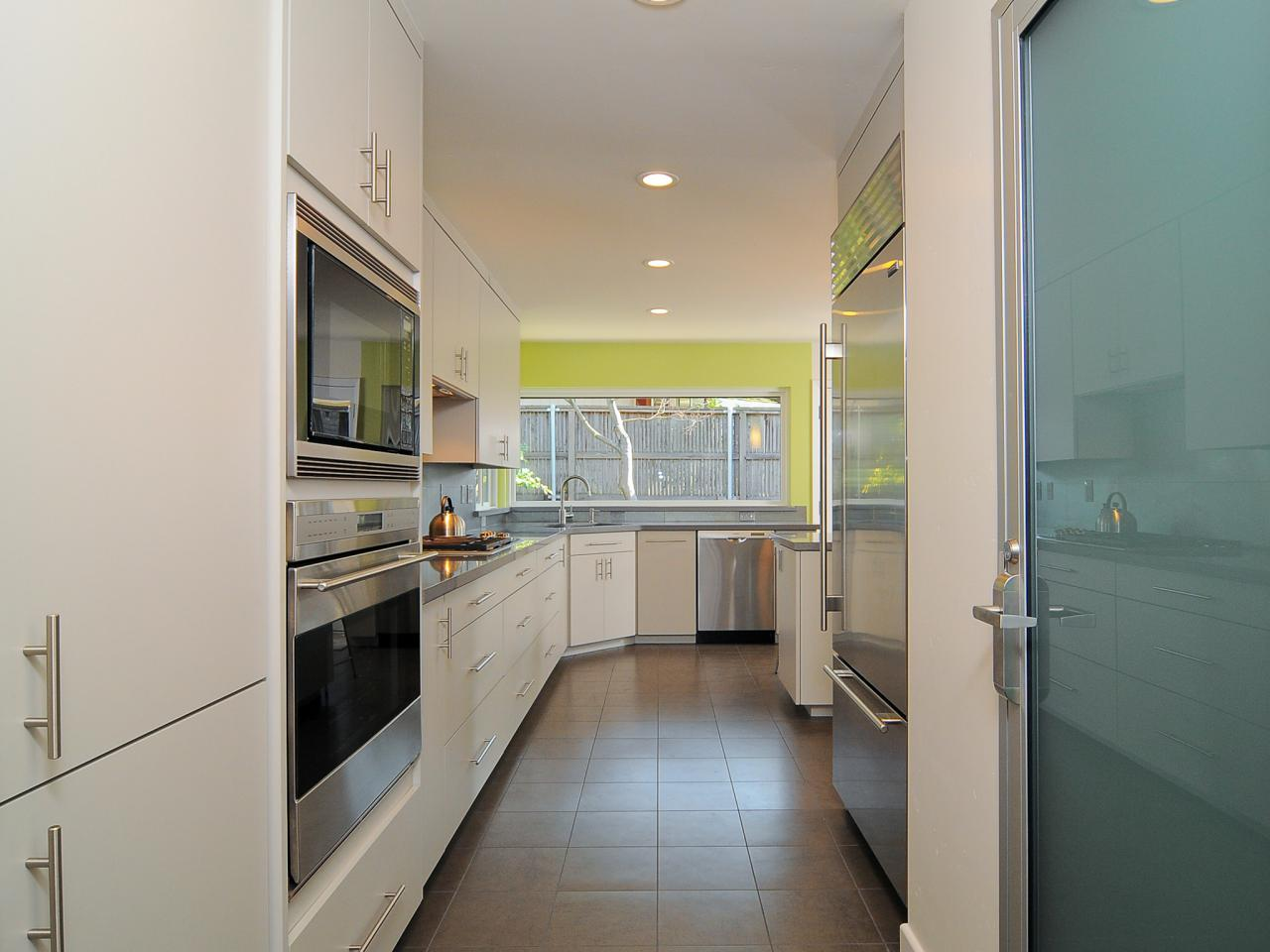 Remodeling For Kitchens Galley Kitchen Remodeling Pictures Ideas Tips From Hgtv Hgtv