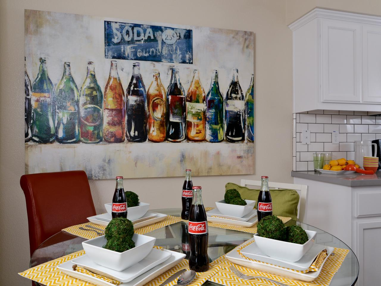 Kitchen Table Design and Decorating Ideas  HGTV Pictures