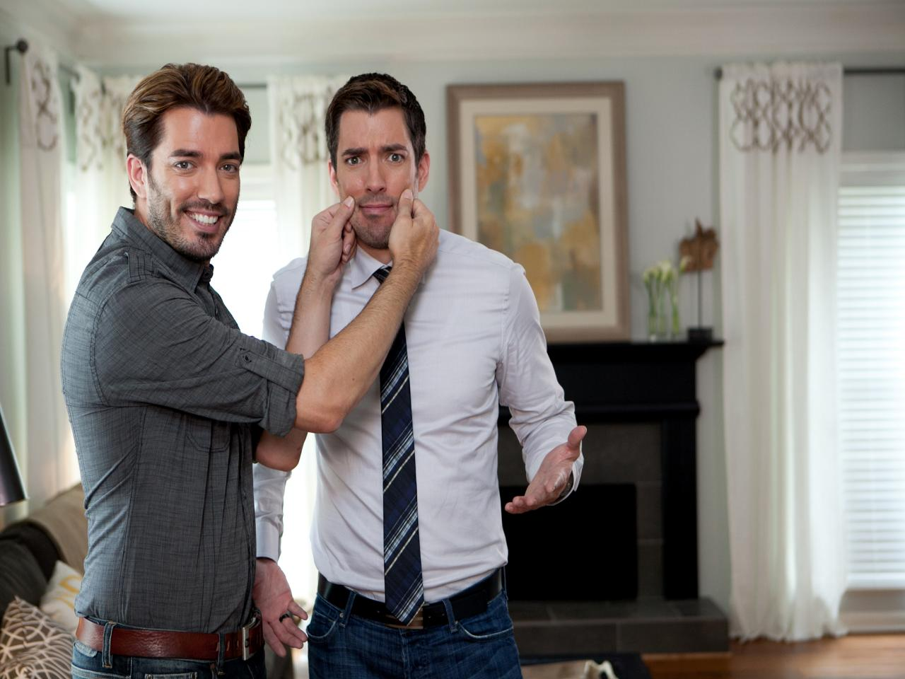 Hgtv 39 s property brothers bring the fun to home reno Who are the property brothers