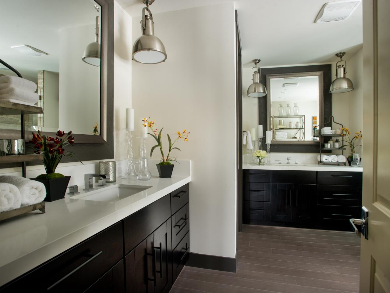 Hgtv dream home 2014 master bathroom pictures and video for Bathroom dressing ideas