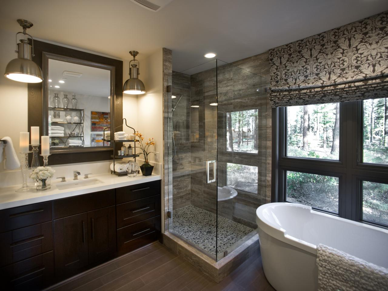 Hgtv dream home 2014 master bathroom pictures and video Home bathroom designs