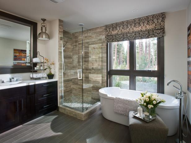 HGTV Dream Home 2014 Master Bathroom