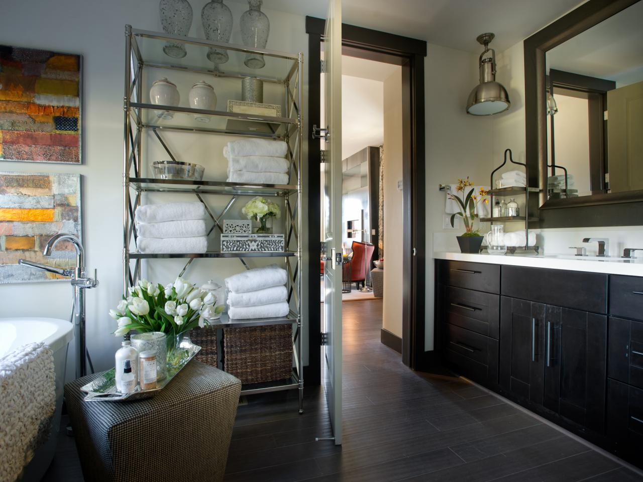 Hgtv dream home 2014 master bathroom pictures and video for Bathroom designs hgtv