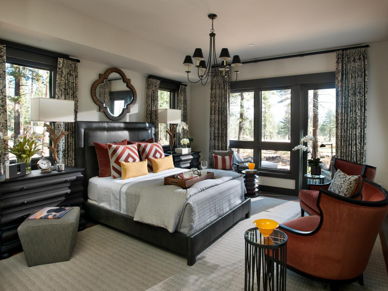 Hgtv dream home 2014 master bedroom pictures and video for Master bedrooms