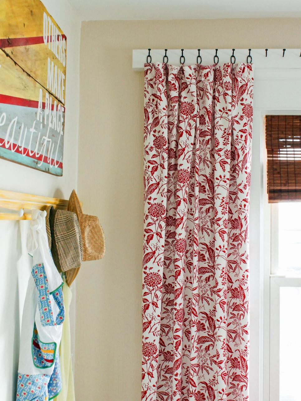 Window treatment ideas hgtv Window curtains design ideas