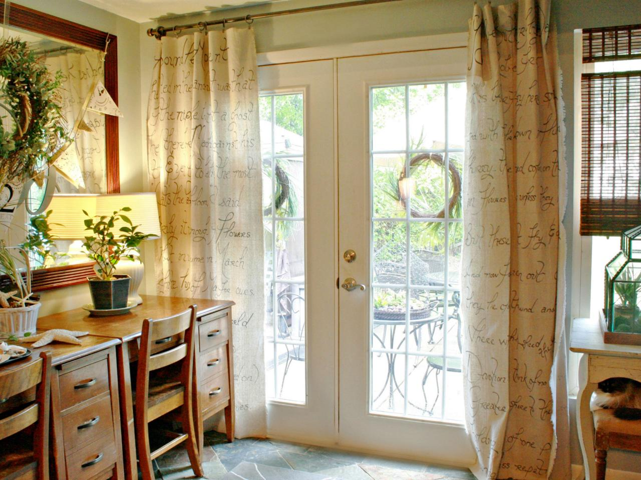 Laundry Room Curtains Pictures Options Tips Amp Ideas Hgtv
