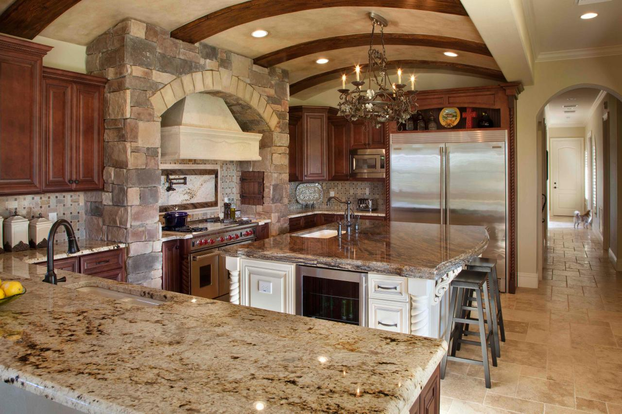 Italian kitchen design pictures ideas tips from hgtv Italian designs