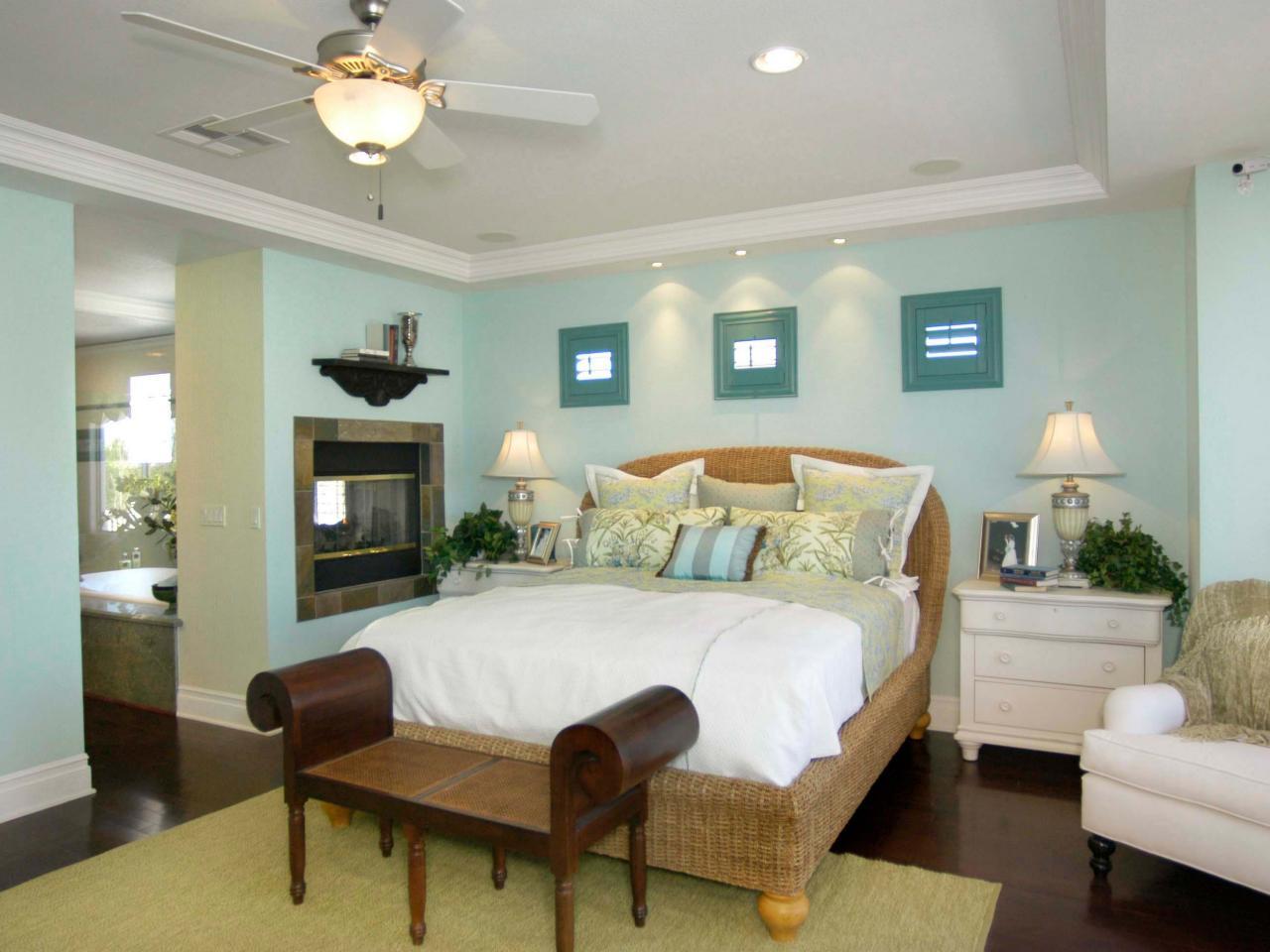 Coastal Master Bedroom s