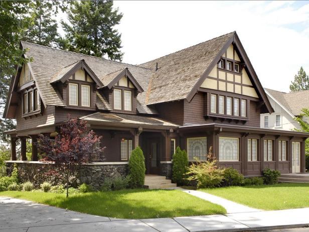 Tudor Revival Interiors tudor revival architecture | hgtv