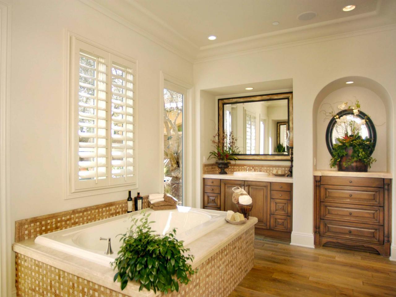 Photos hgtv for Bathrooms in style