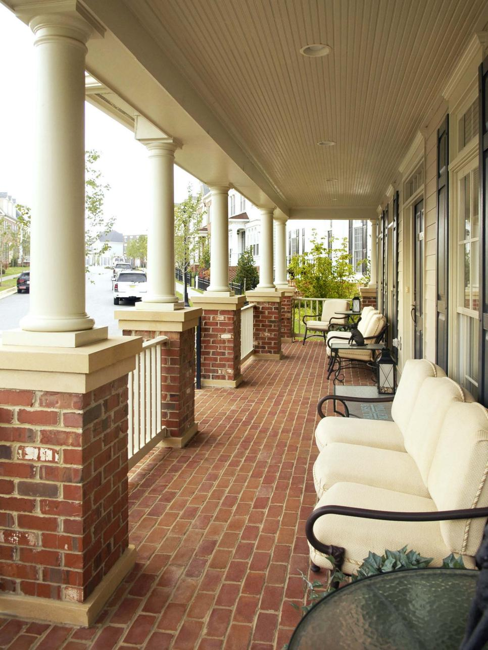 Search viewer hgtv for Long porch decorating ideas