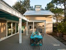 HGTV Smart Home 2013 Back Deck