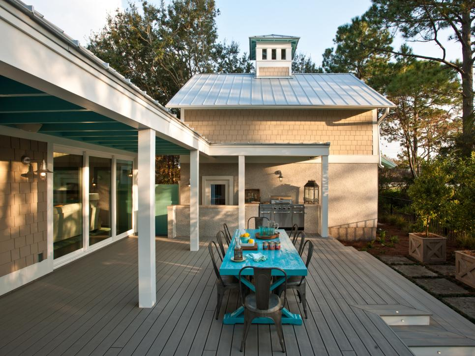 HGTV Smart Home 2013: Deck Pictures
