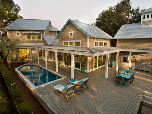HGTV Smart Home 2013: Sun Deck Pictures