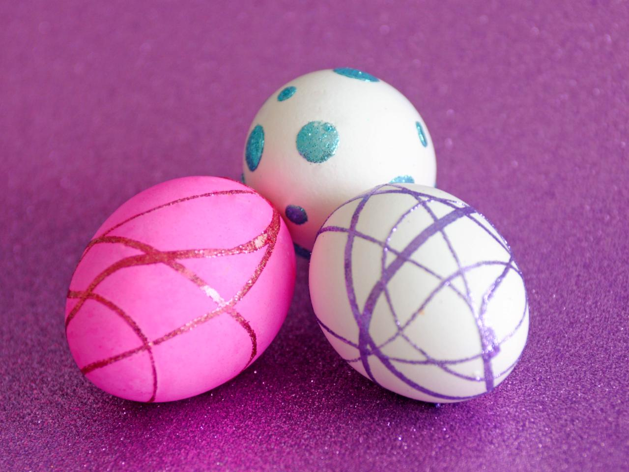 Easter Egg Decorating Ideas Easy Crafts And Homemade