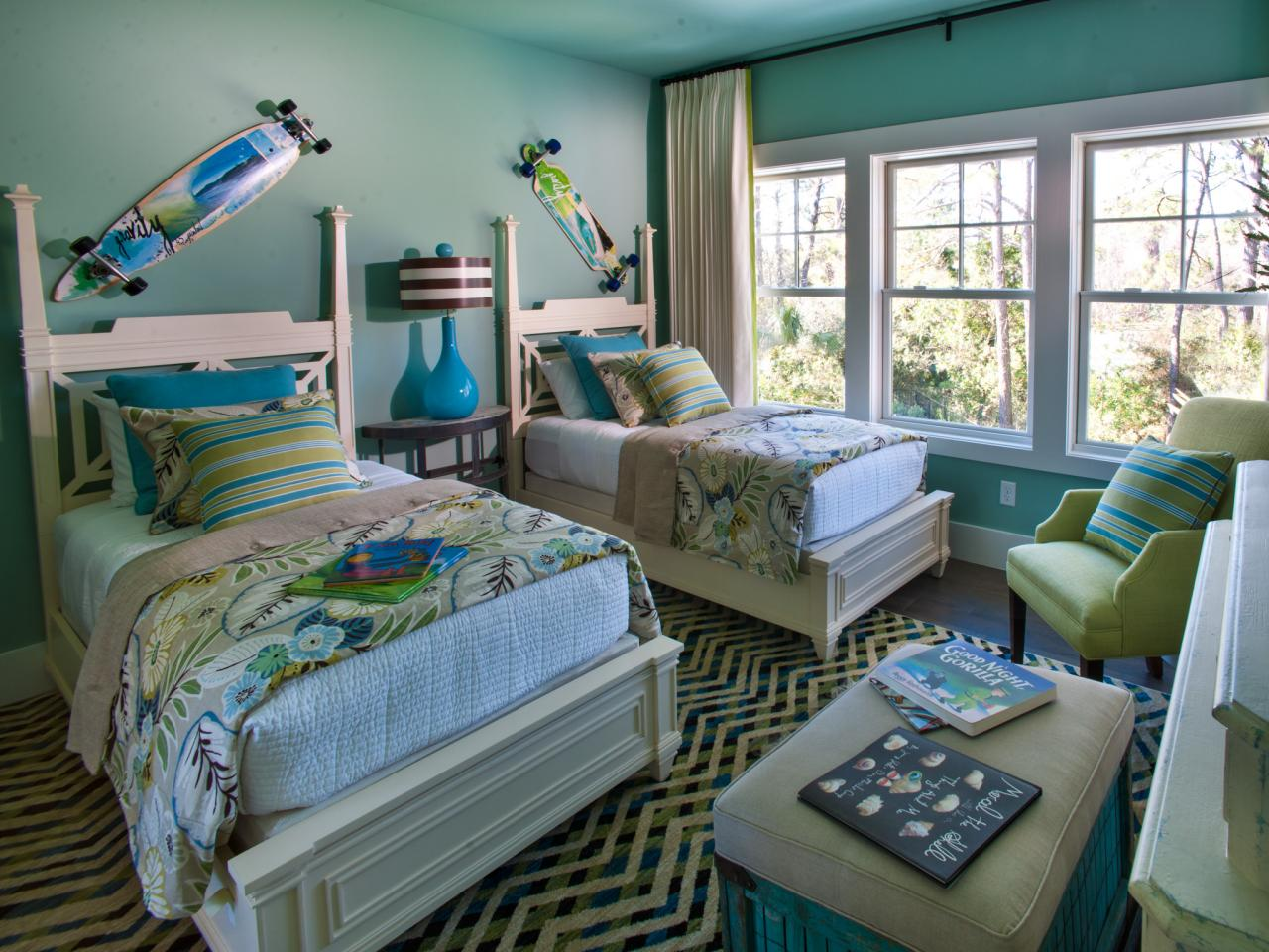 HGTV Smart Home 2013: Kids Bedroom Pictures