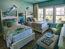 HGTV Smart Home 2013 Kids Room