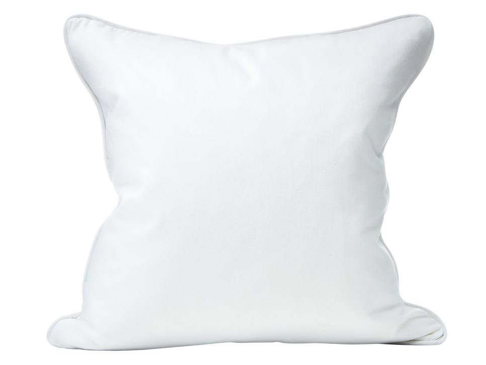 10 Diy Projects With A White Pillow Hgtv