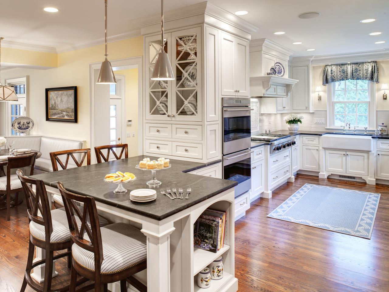 White Kitchen Design Ideas Pictures ~ Cape cod kitchen design pictures ideas tips from hgtv