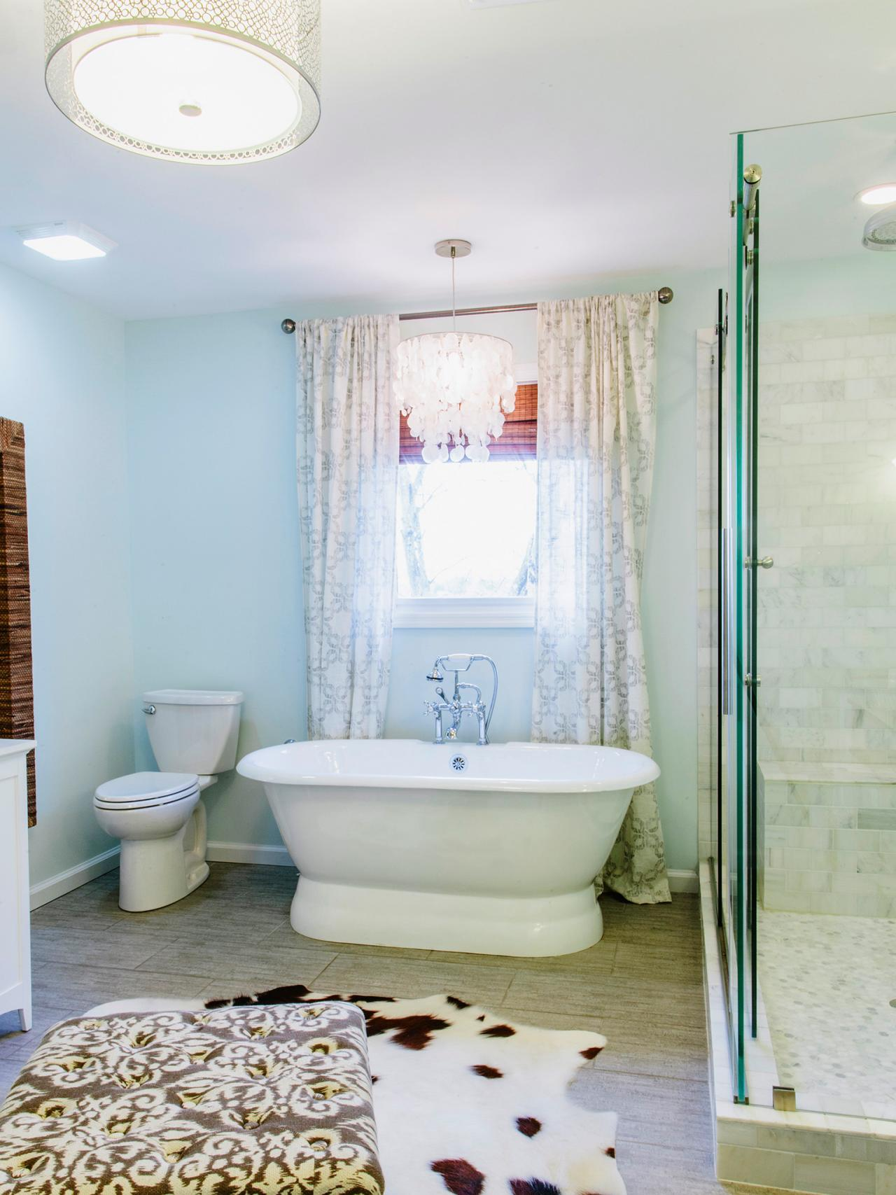 Freestanding Tub Options Pictures Ideas Amp Tips From Hgtv
