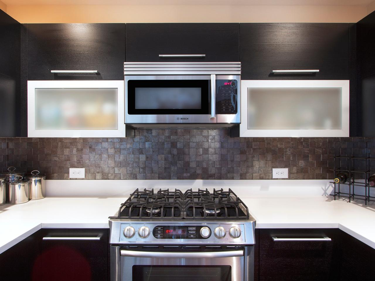 Tile Backsplash Ideas & Tips From HGTV