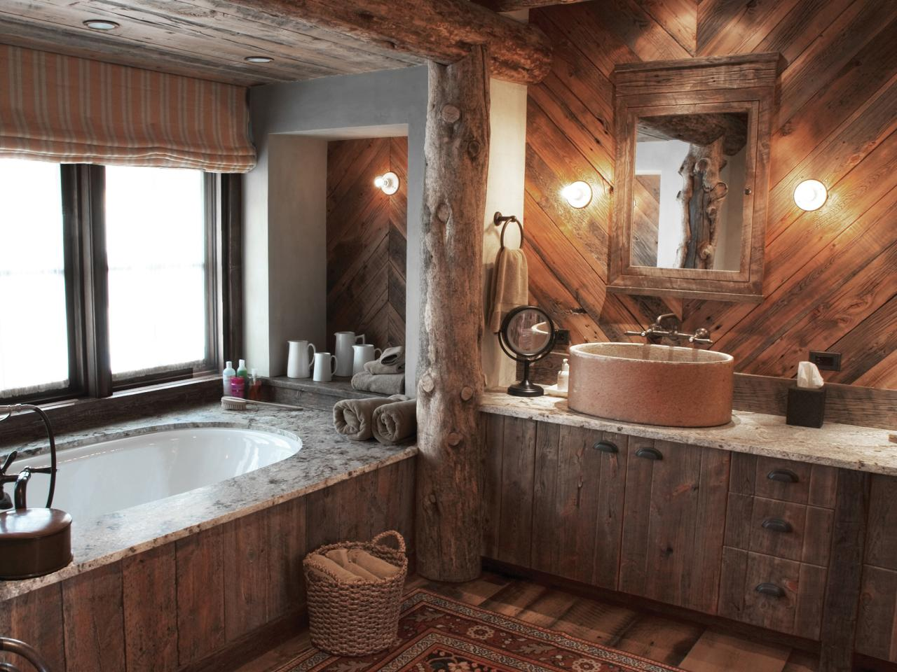 Http Photos Hgtv Com Rooms Bathroom Rustic