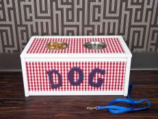 Upcycling Old Toy Chest