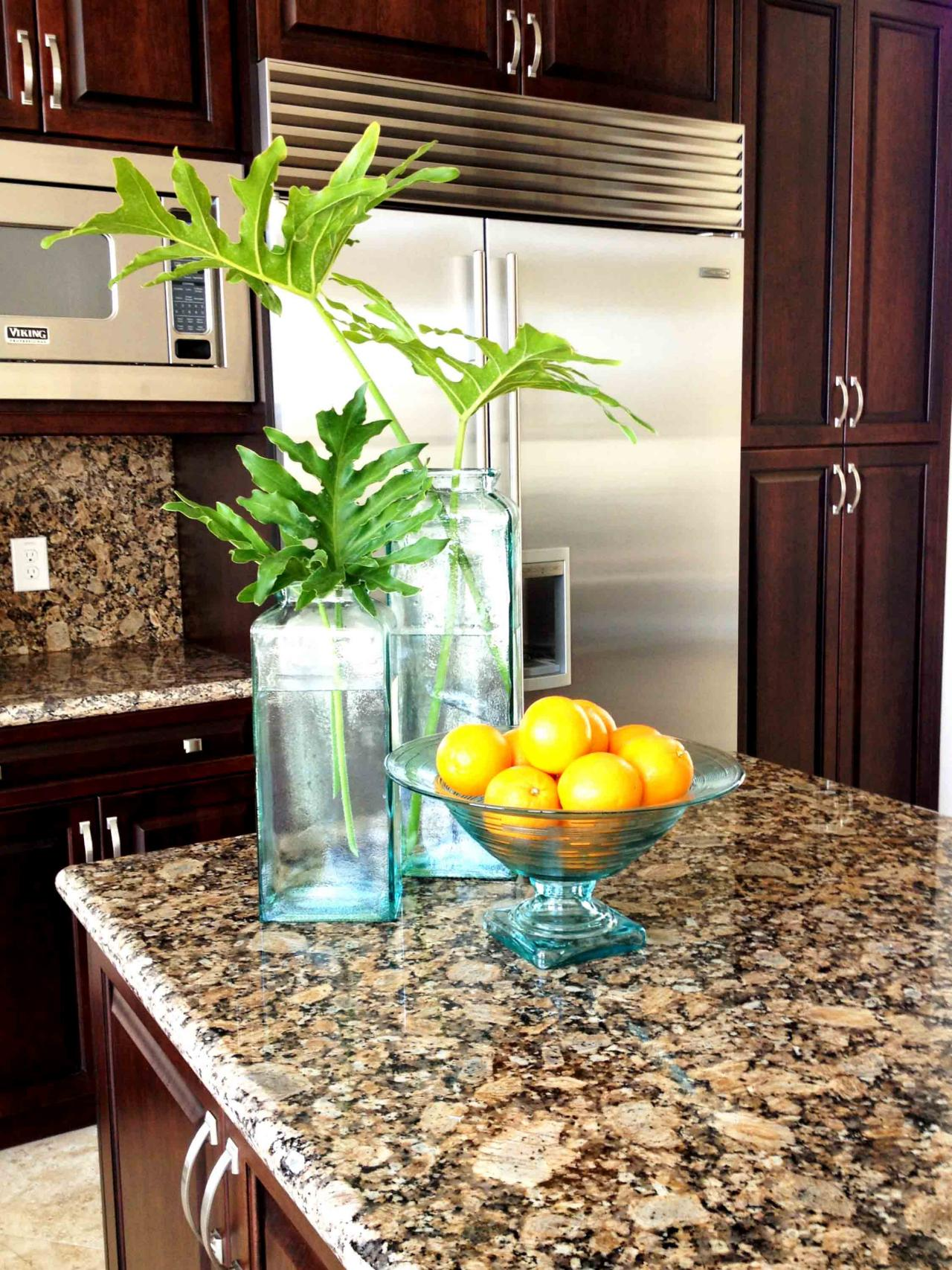 Glass Kitchen Countertops: Pictures & Ideas From HGTV