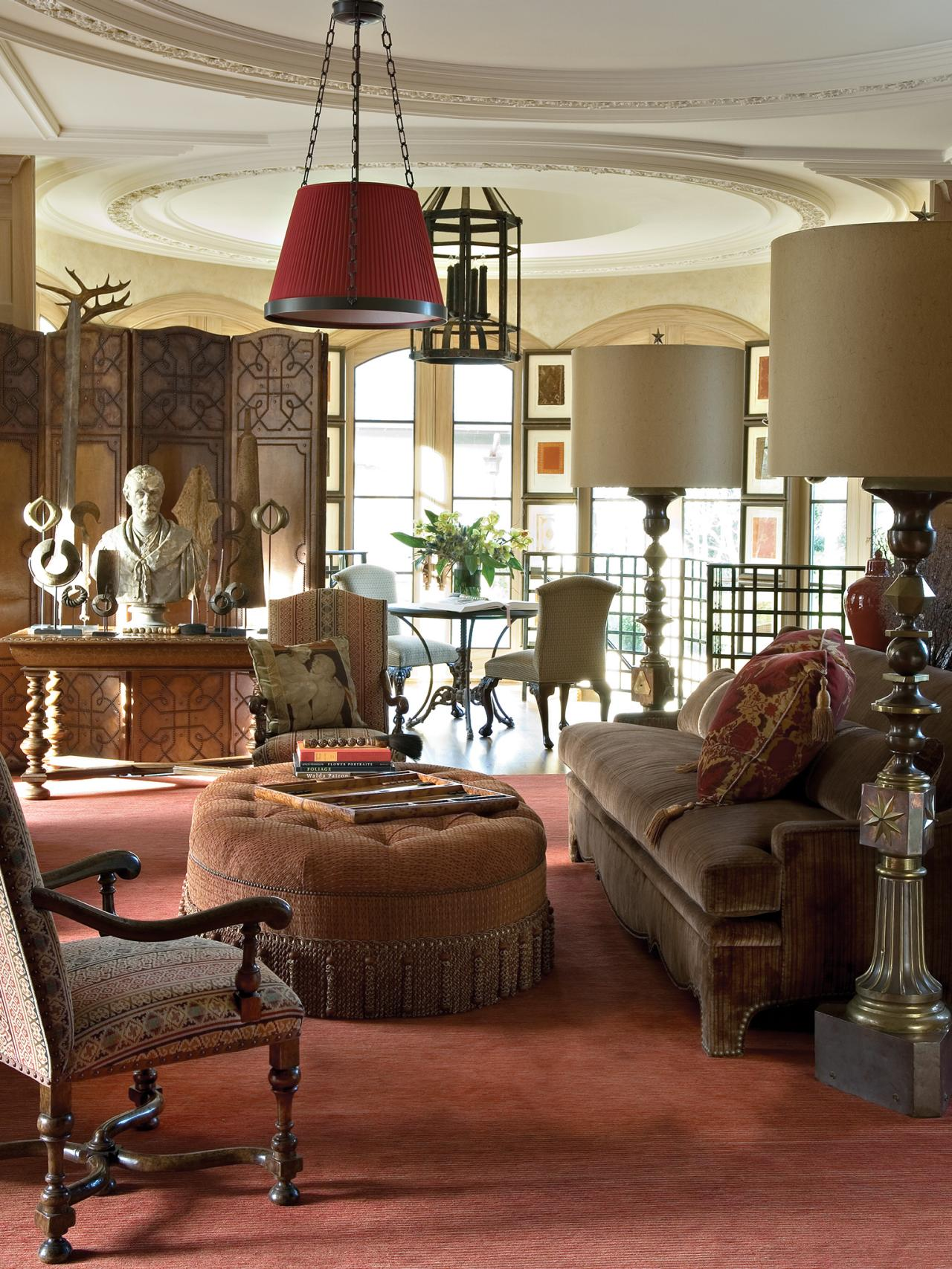 Photos barry dixon hgtv - Show pics of decorative sitting rooms ...