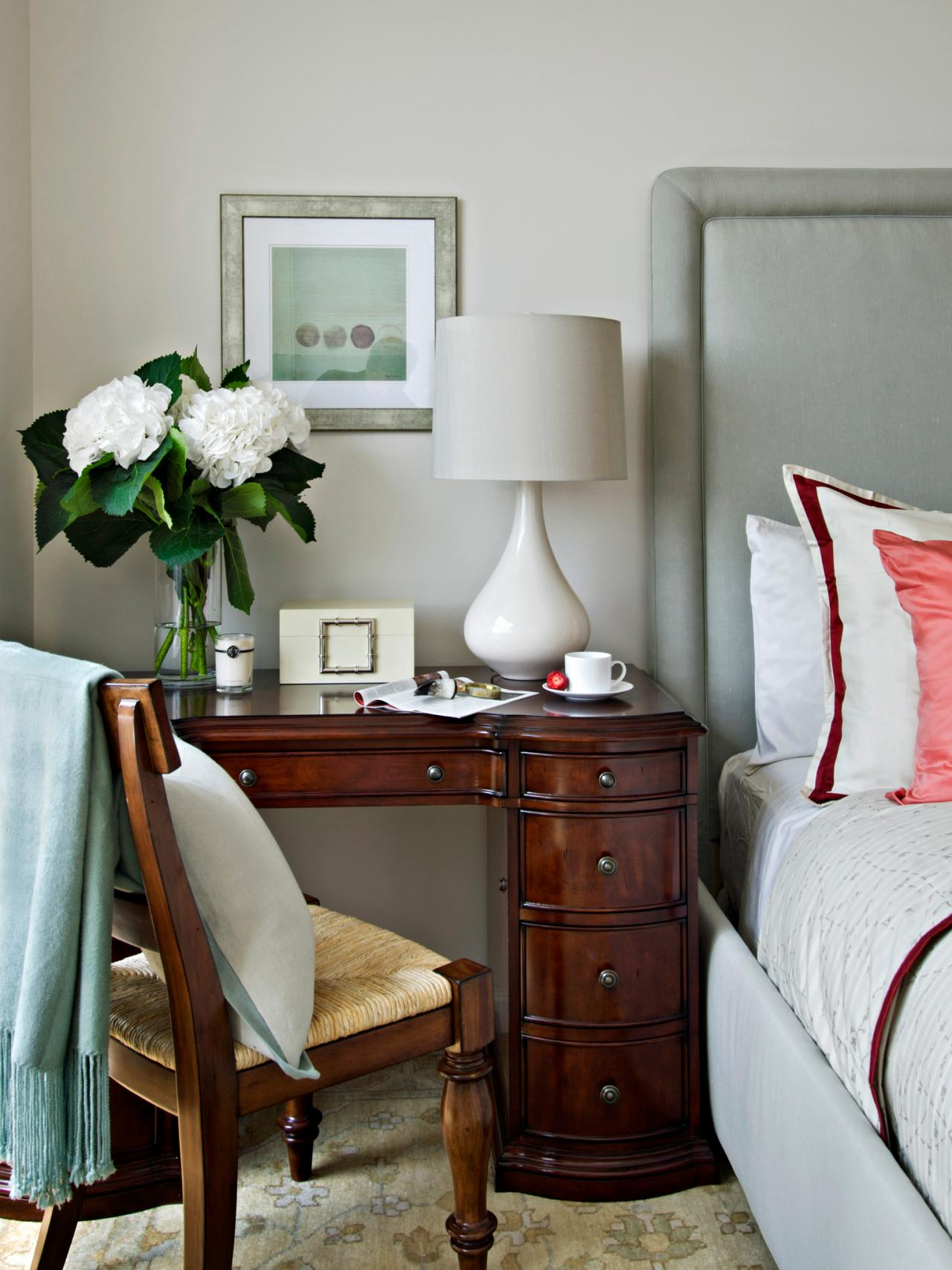 double duty nightstands bedrooms bedroom decorating ideas hgtv