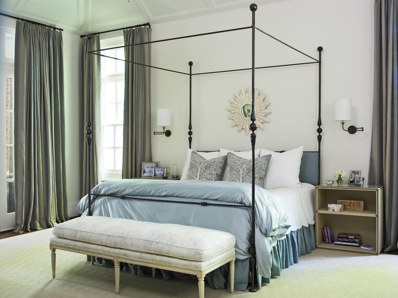 9 Nightstand Alternatives for Small Bedrooms | HGTV's Decorating & Design  Blog | HGTV - 9 Nightstand Alternatives For Small Bedrooms HGTV's Decorating