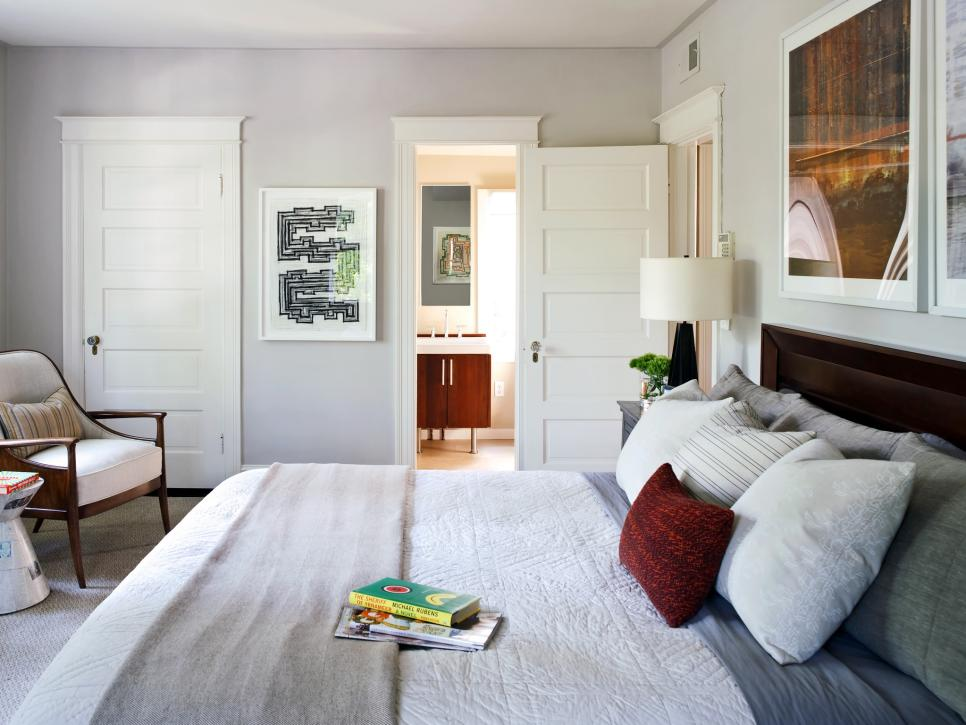 . Designer Tricks for Living Large in a Small Bedroom   HGTV