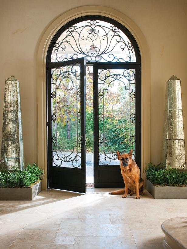 Grand Entrance Doors : Photo page hgtv