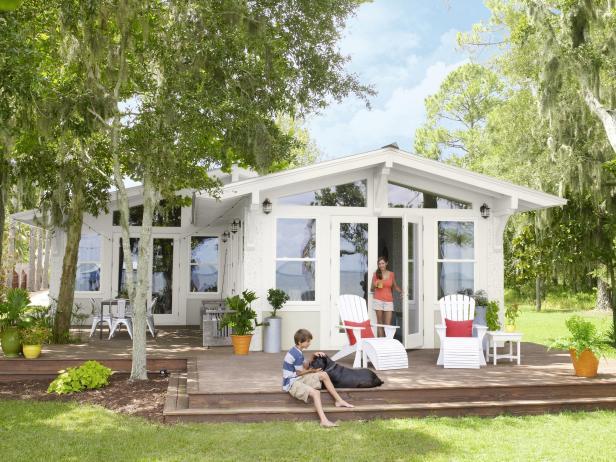 From dump to dreamy beach house outdoor spaces patio ideas decks