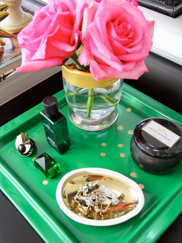 Your Stars Will Shine with Your Personalized Constellation Vanity Tray
