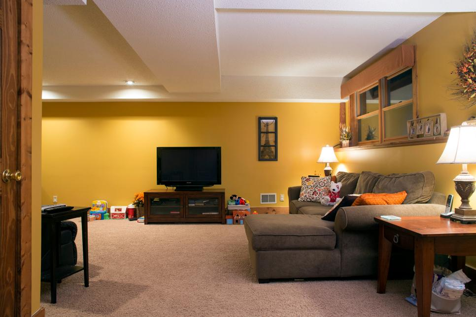 Remodeling Basement Ideas New 14 Basement Ideas For Remodeling  Hgtv Decorating Design