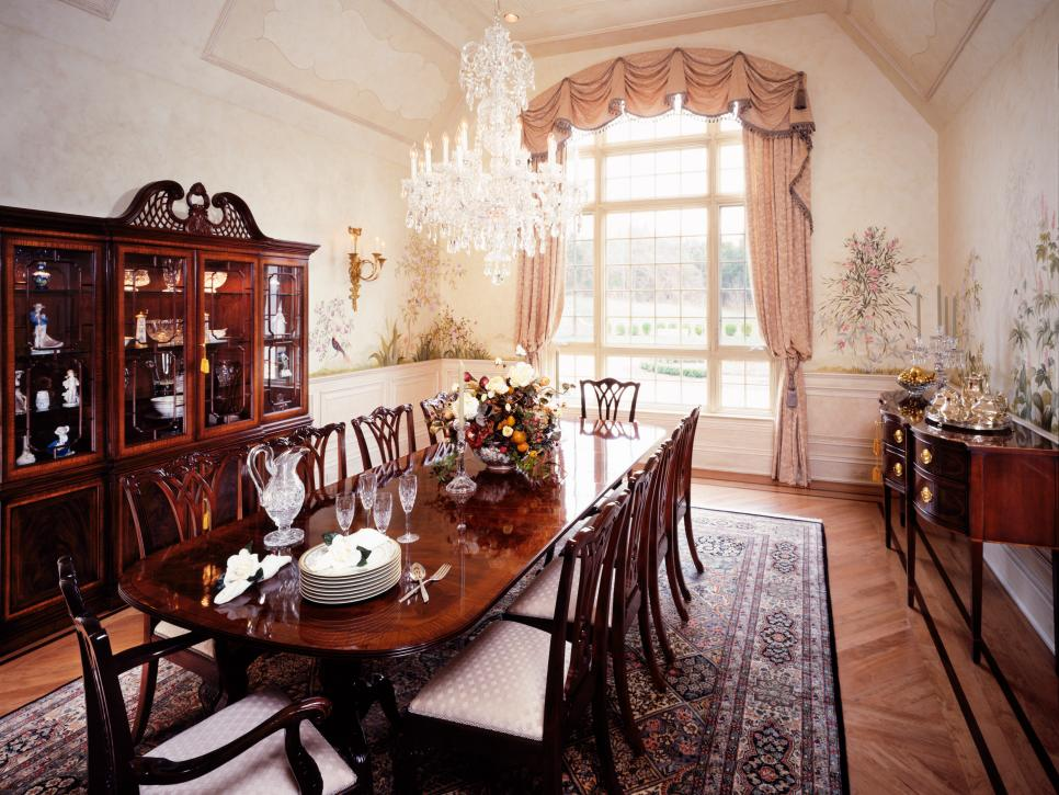 15 Dining Room Decorating Ideas