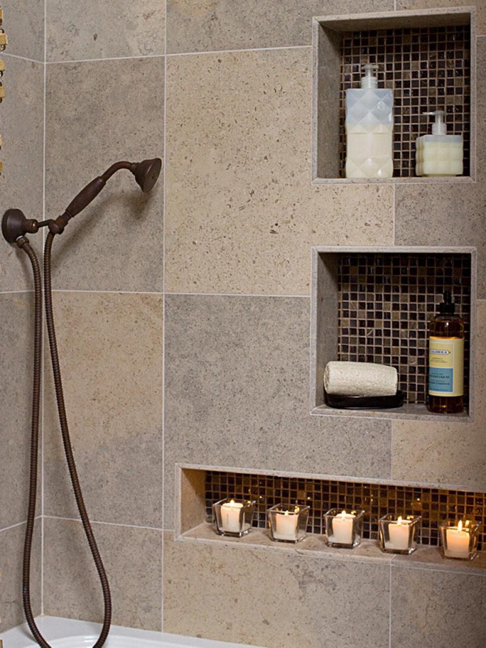Earthy Bathroom Decorating Ideas earthy bathroom   cheryl kees clendenon   hgtv