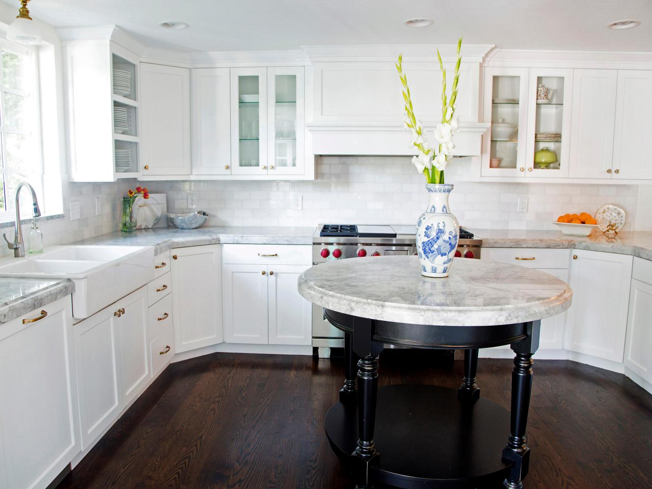 Functional Kitchen Bright And Functional Kitchen Marianne Brown Hgtv