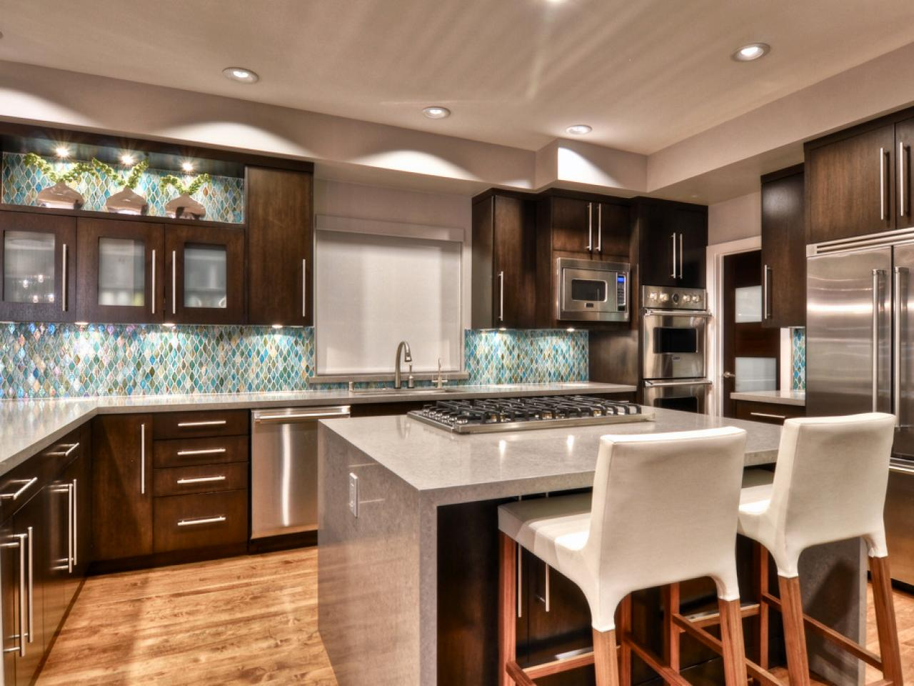 Modern Kitchen And Open Concept Modern Kitchen Shirry Dolgin Hgtv
