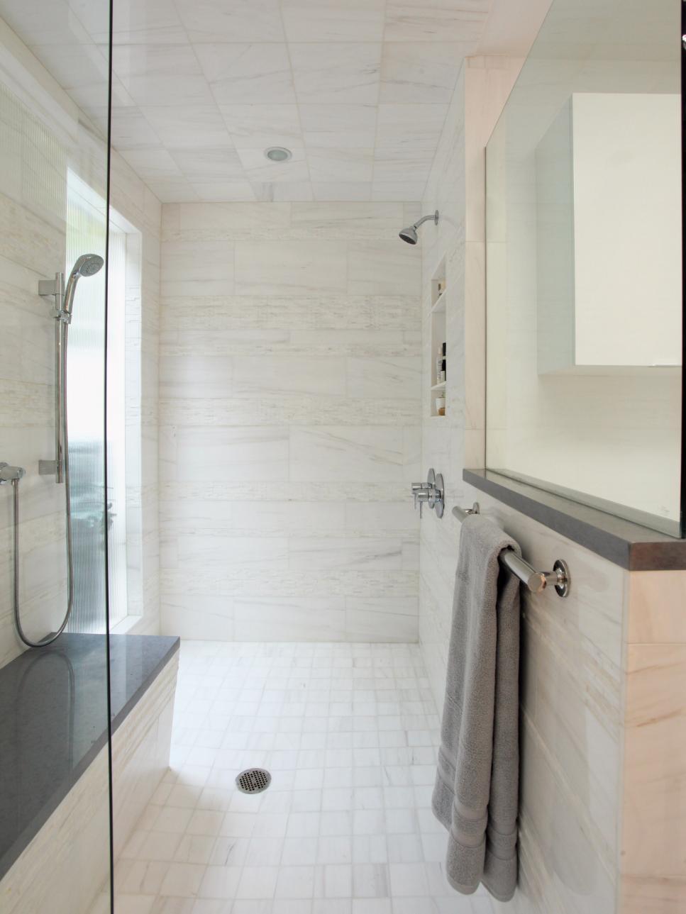 bathroom shower designs hgtv