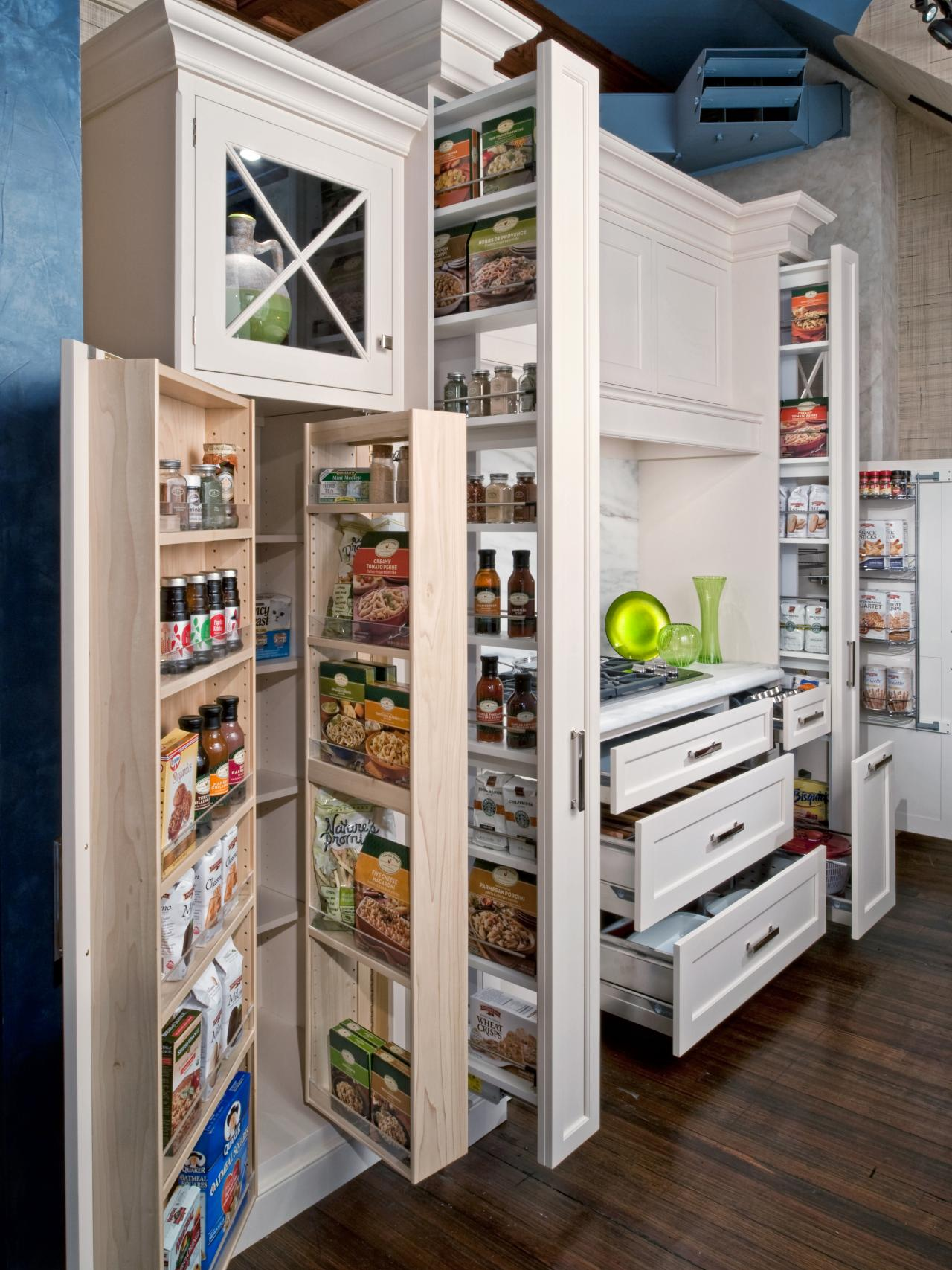 Diy kitchen pantry - Tags