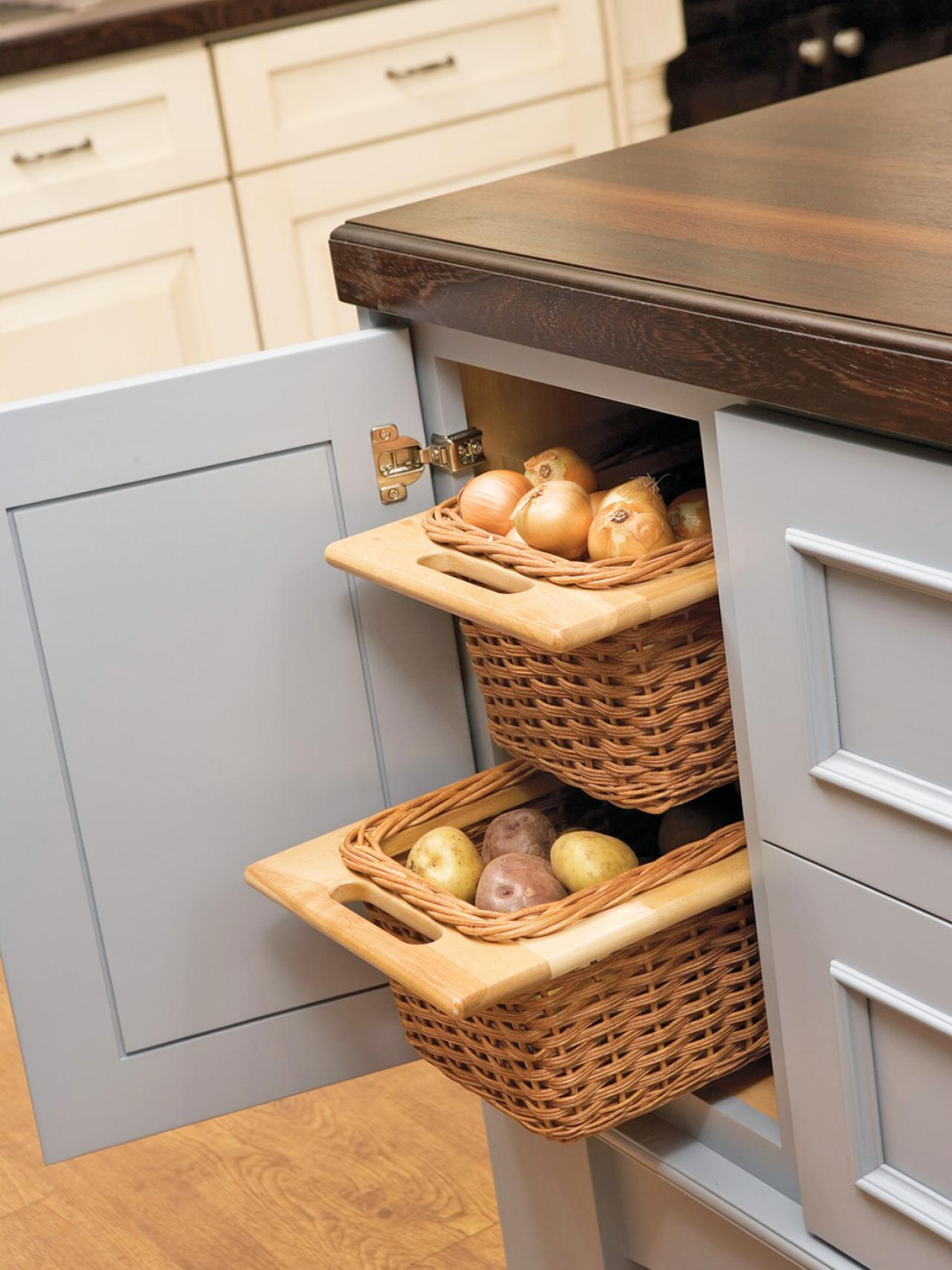 Kitchen Drawer Storage Kitchen Pantry Ideas And Accessories Hgtv Pictures Ideas Hgtv