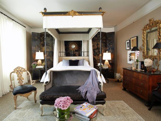 Beautiful Victorian Bedroom